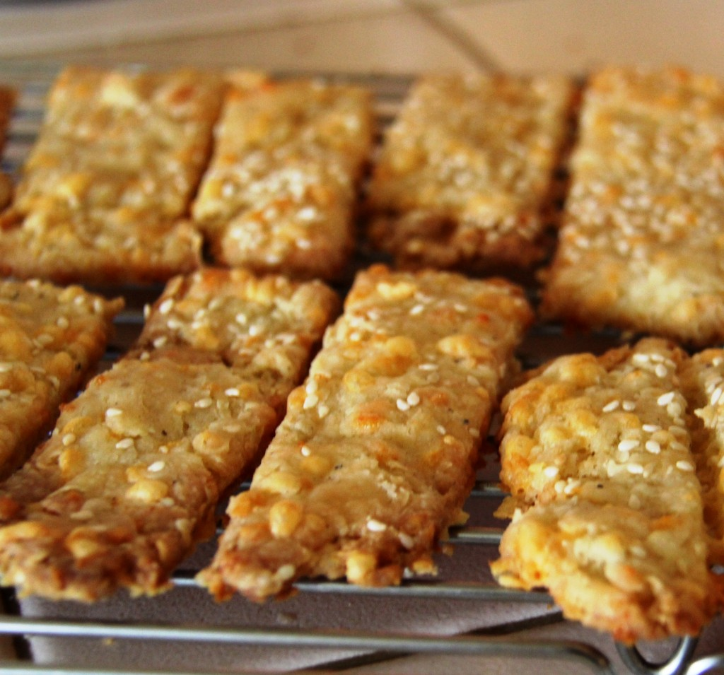 Cheese Crackers #1